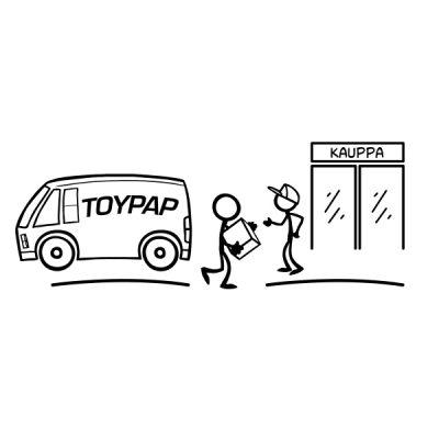 Toypap_hahmot